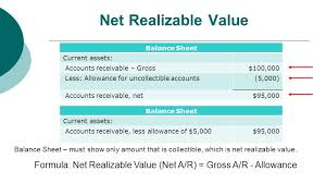allowance for uncollectible accounts balance sheet chapter 05 receivables and sales ppt download