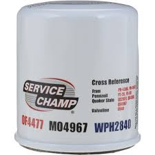 Service Champ Oil Filter Oil Filters