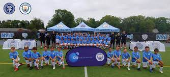 NYCFC x Manchester City Summer Camp