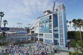 Dodger Stadium 100m In Upgrades Planned At Las Ballpark