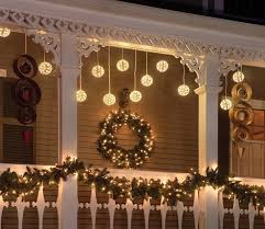 outdoor porch lighting ideas. 20 outdoor dcor ideas with christmas lights porch lighting s