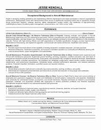Electrical Engineering Resume Examples Unique 51 Inspirational Power