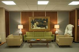 century office. Above: Roger Sterling\u0027s Office From Mad Men Century S