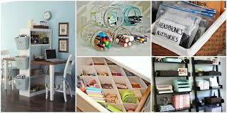 organize office. Contemporary Office 20 Clever DIY Ways And Hacks To Organize Your Office To O