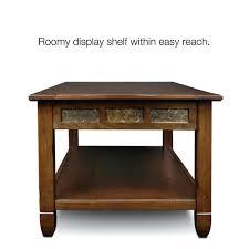 leick coffee table for interior decor bin pull coffee
