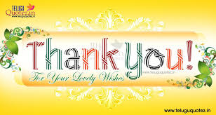Thank You Quotes For Birthday Wishes Images Teluguquotezin