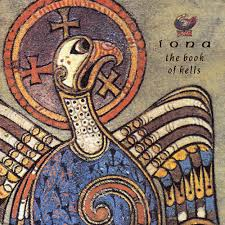 iona the book of kells al cover