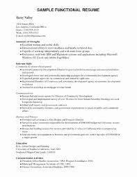 Sample Resume For Government Employment Elegant Help To Write ...
