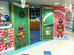 christmas classroom door decorations. Christmas Door Contest Classroom Decorations