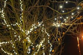 Feature Lights Cambourne Christmas Lights Switch On Will Feature Some Magic