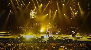 The Orleans Arena Entertainment Concert Events The