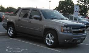 Chevrolet Avalanche #2489283