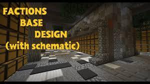 Factions Base Design Schematic Minecraft Factions Base Design 32x32 W Schematic