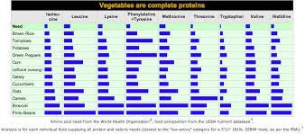 Image Result For Vegetarian Amino Acids Veg Life Vegan