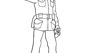 Army Guy Coloring Pages Army Coloring Page Army Coloring Pages