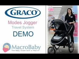 graco jogger modes travel system
