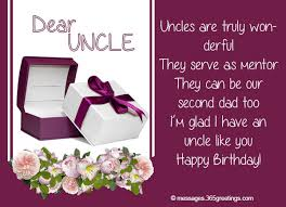 birthday wishes for uncle 365greetings com Happy Wedding Anniversary Wishes Uncle Aunty uncles are truly wonderful they serve as mentor they can be our second dad too i'm glad i have an uncle like you happy birthday! happy marriage anniversary wishes to uncle and aunty