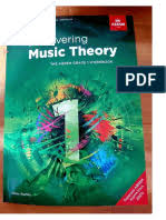 The truth is, they weren't intended to be a single volume when i started making them. Discovering Music Theory The Abrsm Grade 5 With Anser
