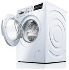 bosch washer dryer. Bosch 300 Series WAT28400UC - Side View Washer Dryer
