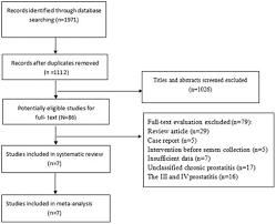 Iv Drug Compatibility Chart 2014 The Effect Of Chronic Bacterial Prostatitis On Semen Quality