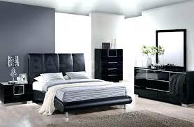black modern bedroom sets. Exellent Sets Black Modern Bedroom Outstanding Sets Bl Set Large  Version Dresser  Intended Black Modern Bedroom Sets D