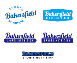 sles of logo treatments for bakersfield sports nutrition