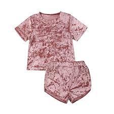Amazon.com: GOOCHEER <b>2 Pcs Fashion</b> Toddler Kids Baby Girls ...
