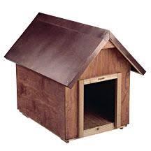Dog House Plans  tips on building a dog house Cedar Dog House
