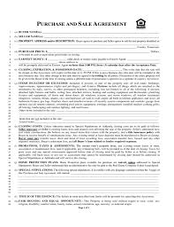 Home Buyers Agreement Form Inspirational Mercial Real Estate ...