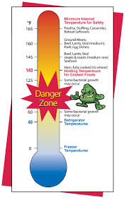 Food Temperature Chart Danger Zone What Are Safe Temperatures For Foods In Restaurants