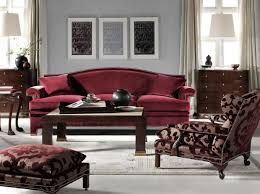 burgundy furniture decorating ideas. beautiful burgundy maroon and gray living room decorating ideas burgundy leather sofa wall  color also unique design to furniture n