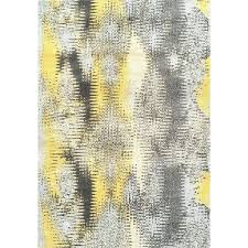 grey and yellow area rug yellow and grey area rug x x large yellow and gray area