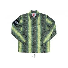 Buy Ss18 Supreme The North Face Snakeskin Taped Seam Coaches