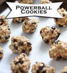 powerball cookies are packed with nutrition and flavor they make a perfect snack for all