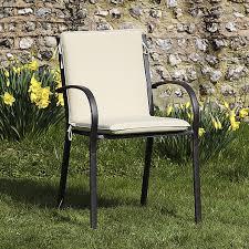 garden chair cushions in stone lazy susan