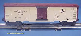 Daves Trains Inc Postwar Lionel Freight Cars