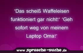 Spruch Waffeleisen Laptop Sprüche Suche
