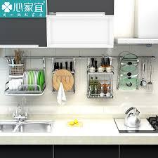 get ations heart ikea kitchen racks 304 stainless steel kitchen pendant kitchen storage rack dish rack turret anvil