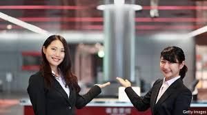 Asian women at work 21