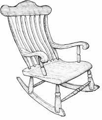 rocking chair drawing. Chair Drawing - Google Search Rocking I