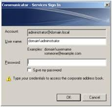 Ocs 2007 – Continuous Prompts For Address Book Download – Nexthop ...