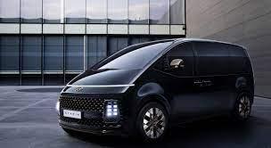 Hyundai enthüllt weitere Design-Details des STARIA - aktuell