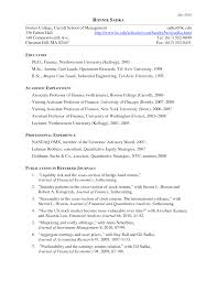 columbia business school resume format resume format  resume