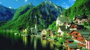Nature wallpaper view of Austria ...