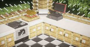 Minecraft Furniture Kitchen Kitchen Mod Food Minecraft Mods Curse