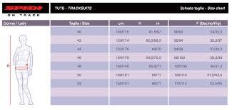 Sedici Race Suit Size Chart Sedici One Piece Suit Size Chart Best Picture Of Chart