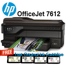 hp officejet 7612a wide format e all in one printer