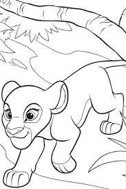 Small Picture Ono The Lion Guard Coloring Page Coloring Coloring Pages