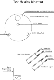 autometer tach wiring diagram images gallery and saleexpert me new 63 impala wiring diagram at 63 Impala Wiring Diagram