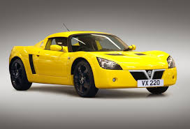 vauxhall sport car lotus